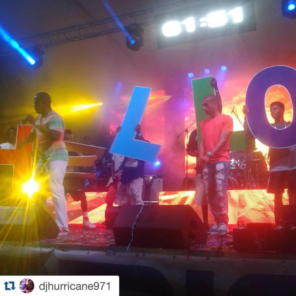 Repost djhurricane971 with repostapp  exodushdai live now BattleOfTheBands